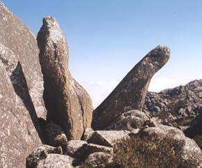 AM_Sapitwa - pod vrcholem