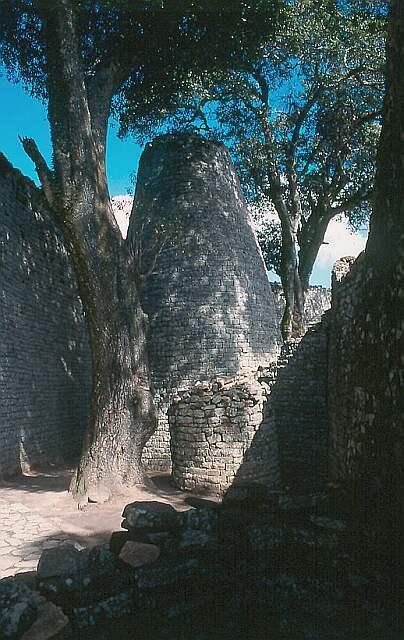 Velká ohrada  - věž