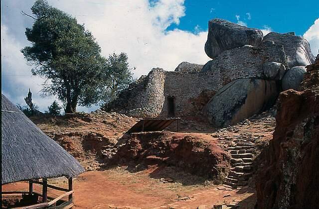 Akropolis, pevnost na kopci (Hill Complex)