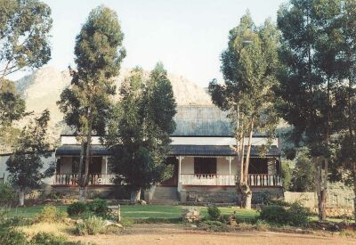 venkovské stavení Prince Albert (JAR)