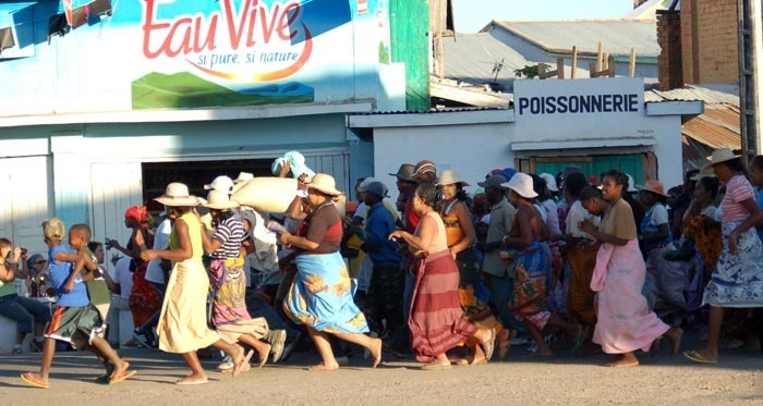 Velká sláva aneb famadihana, Madagaskar