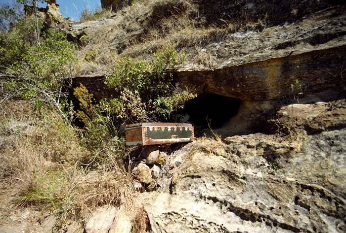 hrob, Madagaskar