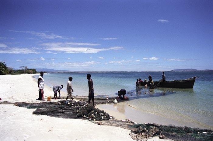 Malagaští rybáři, Madagaskar