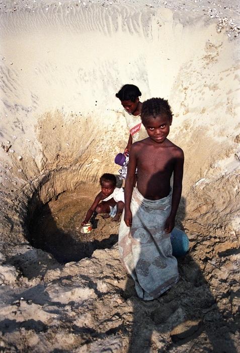 studna, Madagaskar
