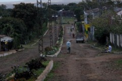 Joffreville nebo Ambohitra – pohled od univerzity k radnici