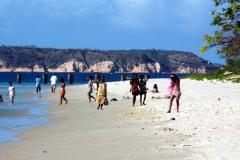 Plážové občerstvení, Ramena