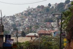 Plateau du Colbert, La Haute ville, Antananarive, Madagaskar