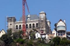 Rova, La Haute ville, Antananarive, Madagaskar