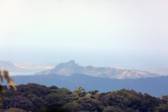 Winsdor Castle, skalní útvar 15km za Diegem Suarez
