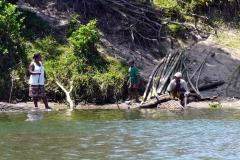 Lov ryb na Canal des Pangalanes
