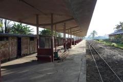Nádraží v Tamatave