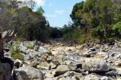 Koryto vlhké řeky N.P. Ankarana