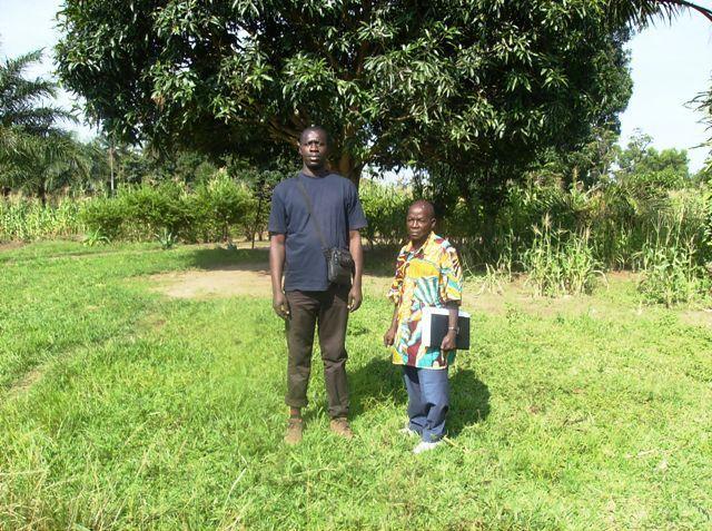 Coulibaly a Masanga