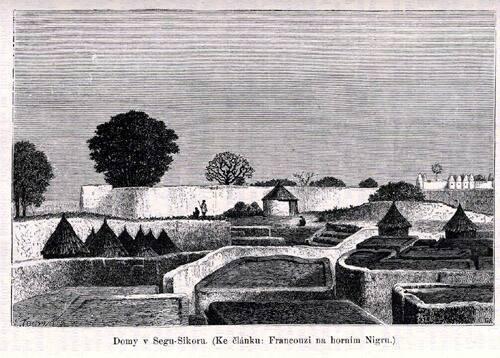 Domy v Segu Sikoru
