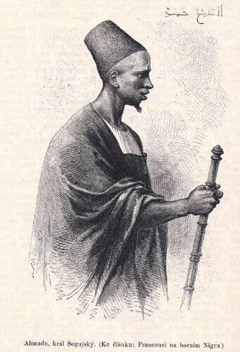 Ahmadu, krá Segujský