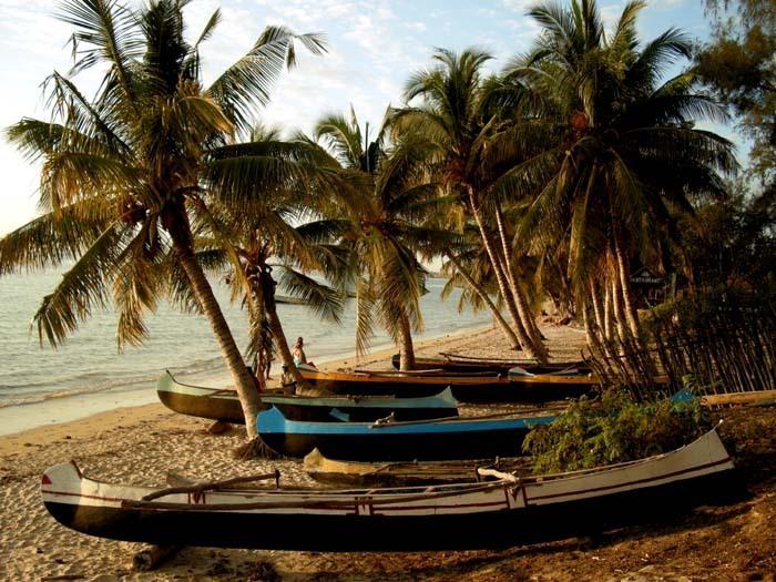 Ifata přístav, Aye-Aye expedition, Madagaskar