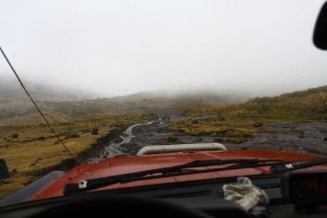 Lesotho - cesta (foto: Terka a Marek)