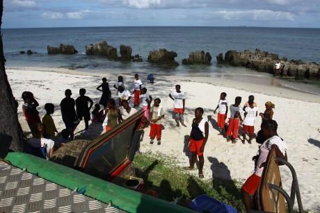 Mosambik - Ilha de Mozambic (foto: Terka a Marek)