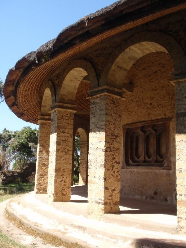 Narga Selassie Monastery, jezero Tana, Etiopie (foto: Víťa Glomb)