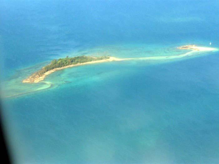ostrov Nosy Be, Madagaskar
