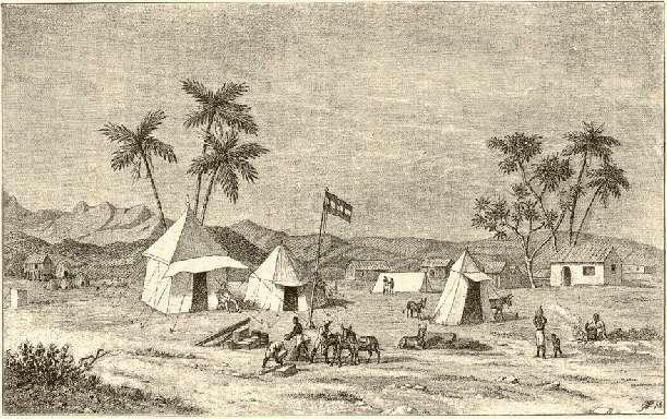 Tábor Steckerovy výpravy