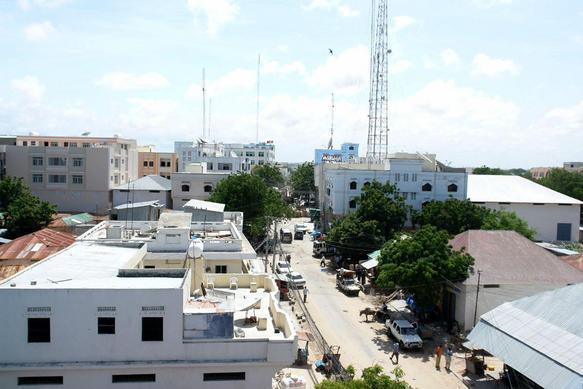 Mogadišo, Somálsko