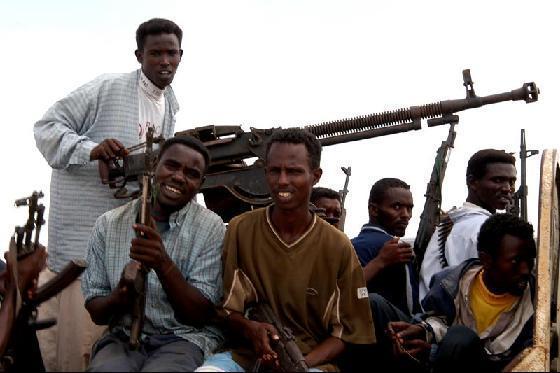 Jsem rád, že po mě nic nechtěli (Mogadišo, Somálsko)