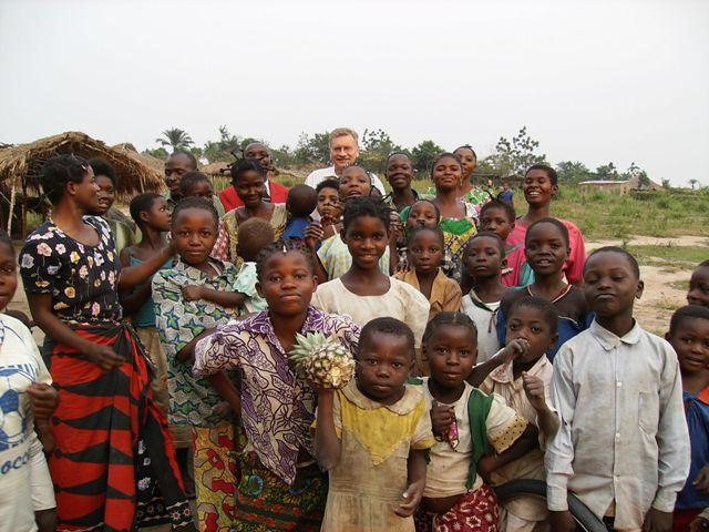 Karel Koreš a děti