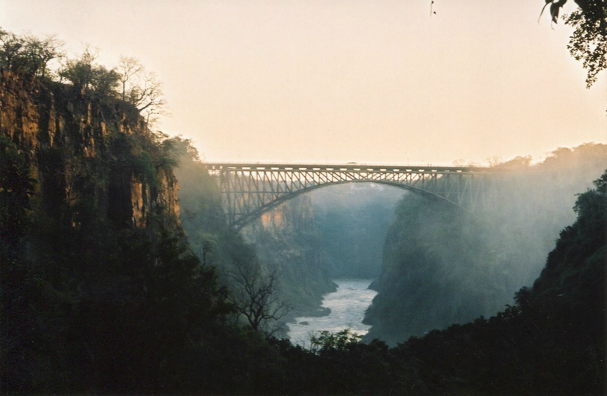 "most ""Victoria Falls Bridge"""