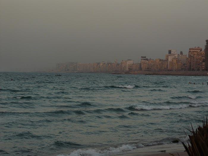 Alexandrie smog