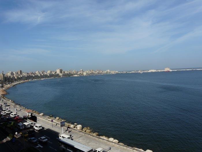 Alexandrie východní přístav