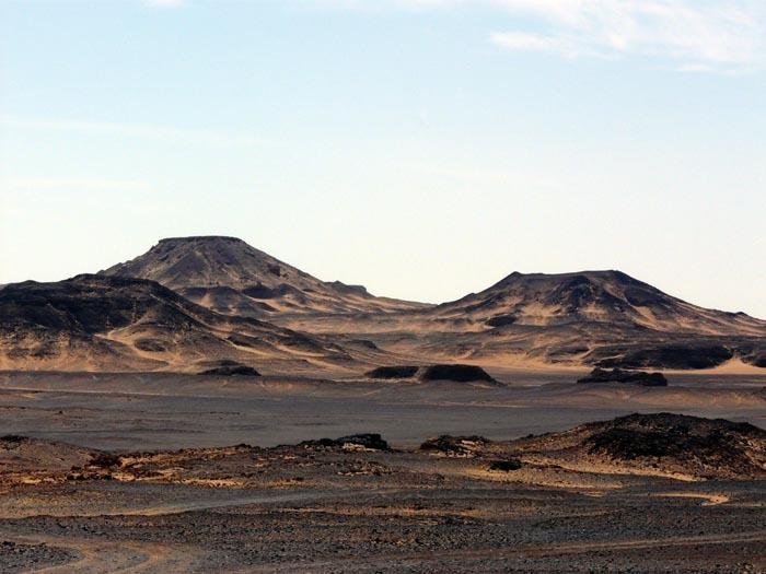 Černá poušť