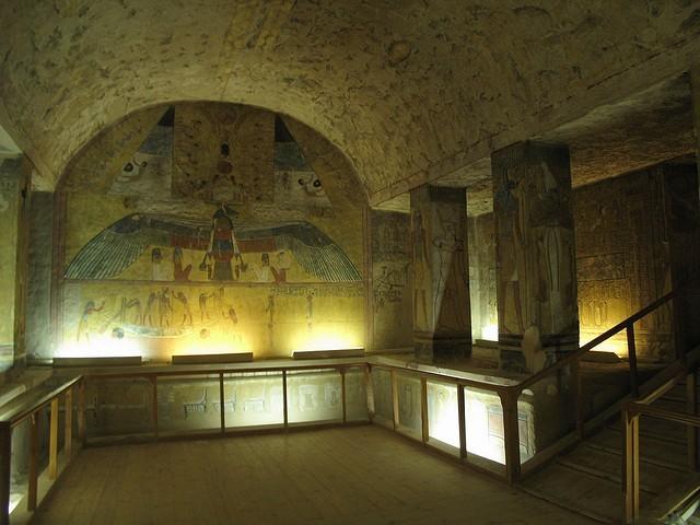 Joonas Plaan: hrobka KV14