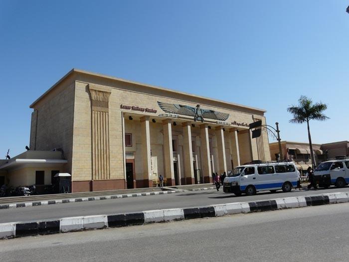 Luxor nádraží