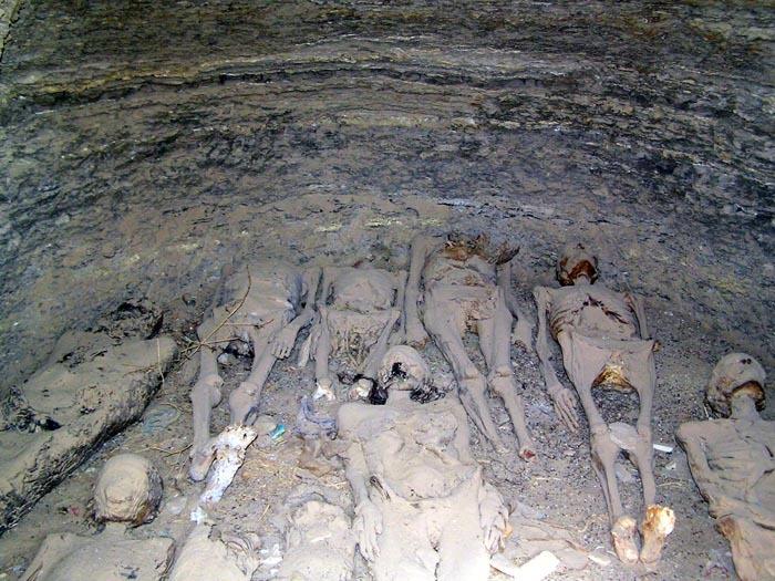 Muzawaka Tombs