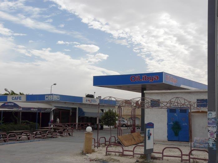 Oil Libya v Marsa Matruh