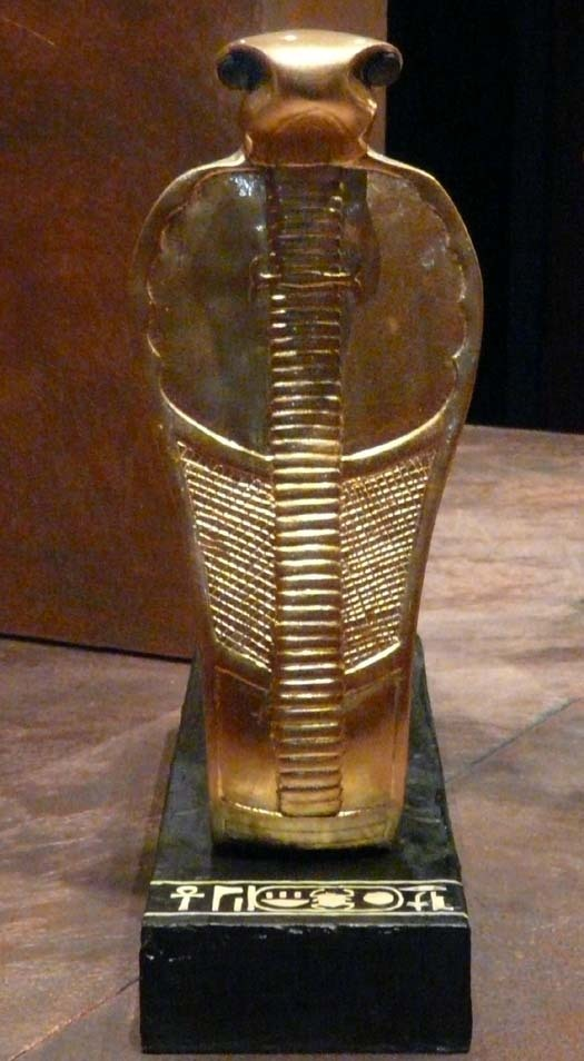 Tutanchamon kobra