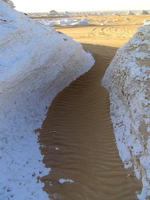 Bílá poušť