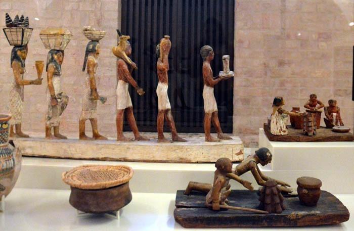 Egyptští řemeslníci