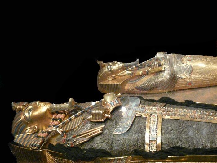 rakve Tutanchamona