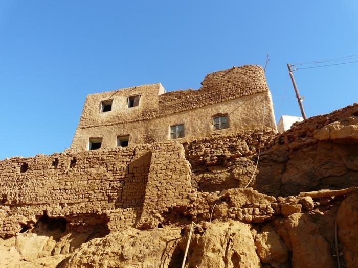 vrchol pevnosti Mut