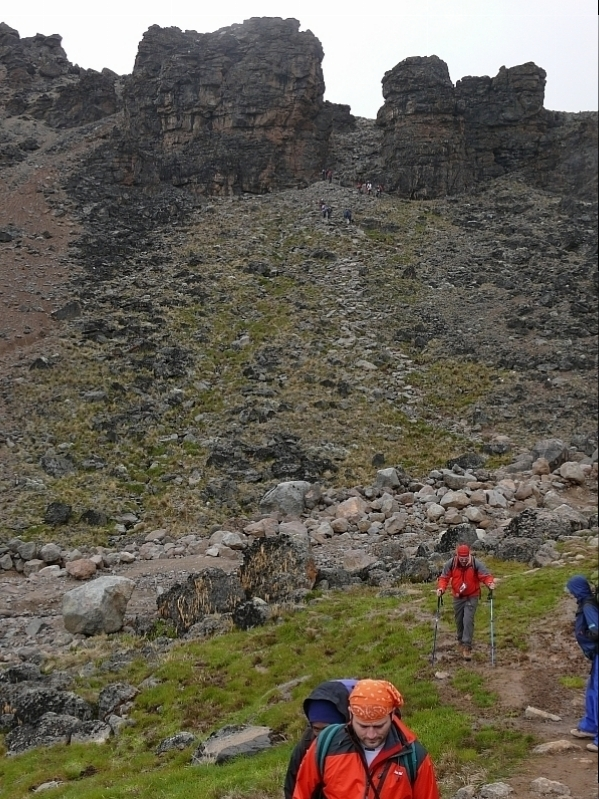 Lawa Tover, Kilimandžáro