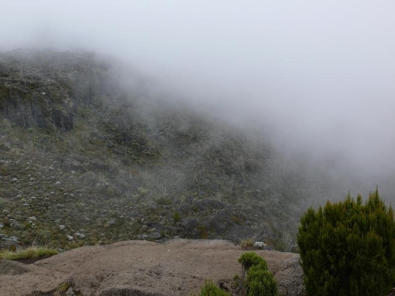 Mlha - Shira Plateau