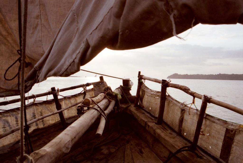 Plujeme (foto: Jaromír Němec, Tanzanie)