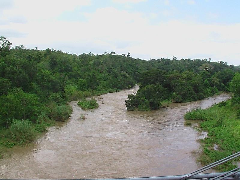 řeka Wami