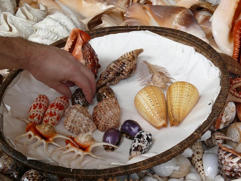 rybí trh Dar es Salam