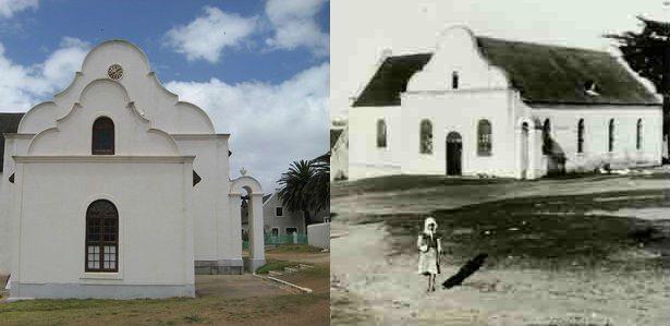 Kostel Elim - s léty se mění jen málo.