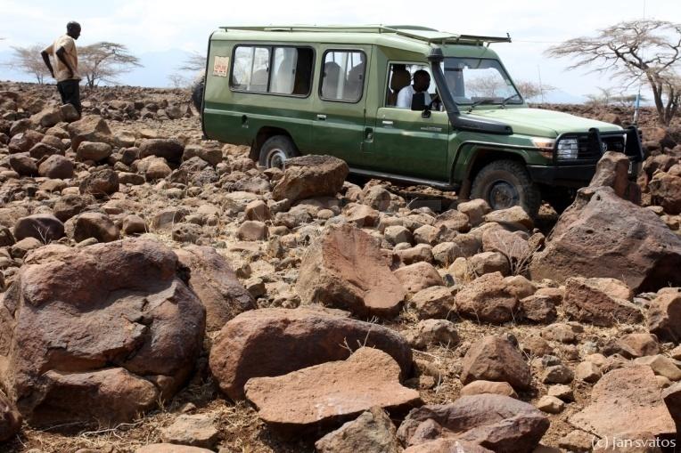 Africa obscura - silnice A2 - Jan Svatoš