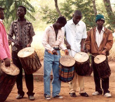 Mladí bubeníci (Kruger N.P.)