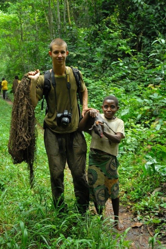 Arthur a pygmejka